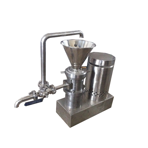 The Peanut Butter Process Equipment