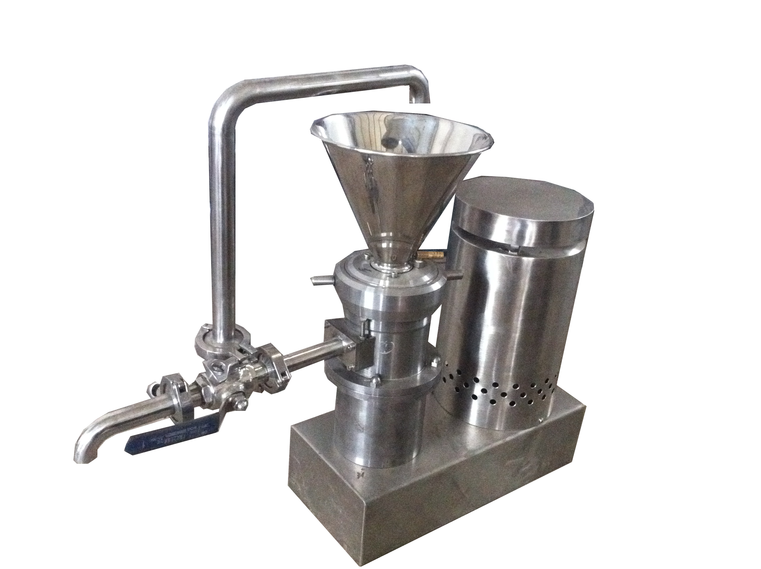 peanut butter process equipment